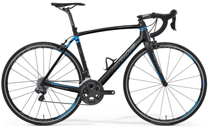 2015 Merida Scultura 7000 Ultegra di2 light blue black