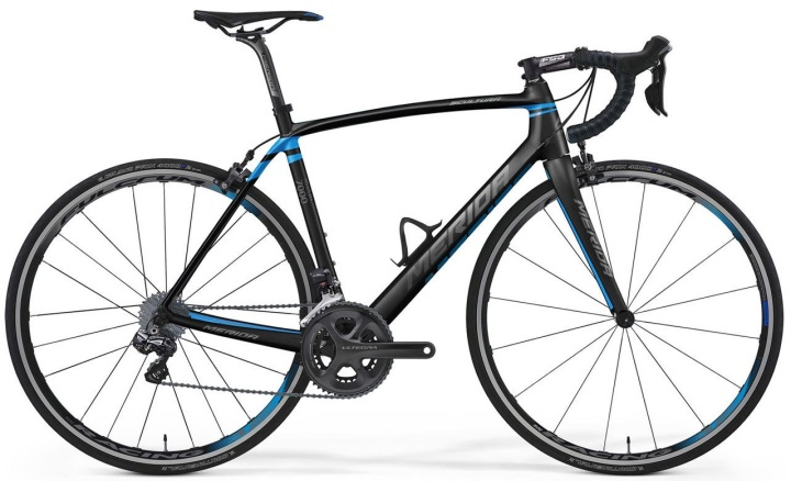 2015 Merida Scultura 7000 Ultegra di2 light blue black