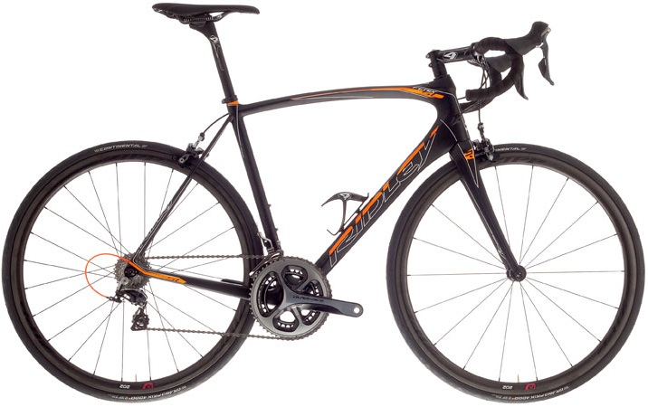2016 Ridley Fenix SL orange black dura ace