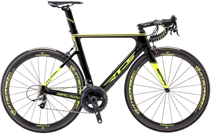 2016 RTS EFA AERO yellow sram force