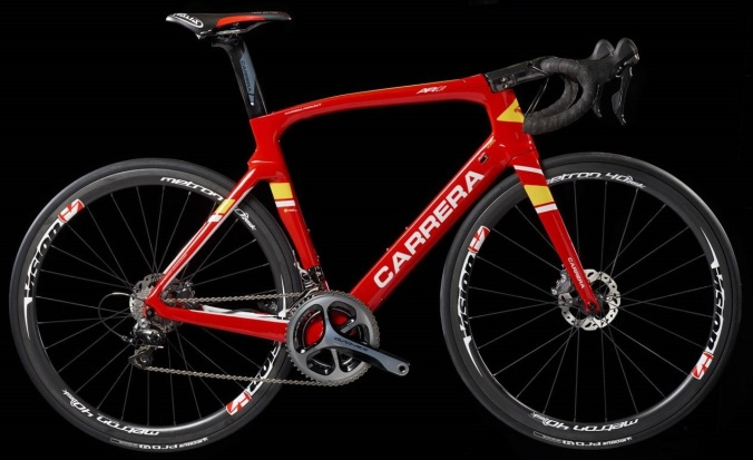 2016 Carrera-AR-01 red dura ace