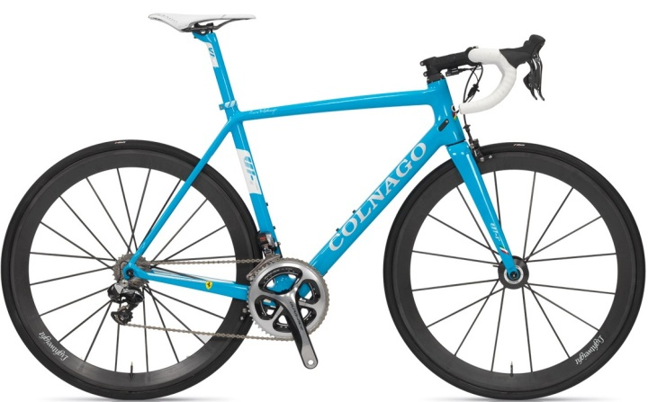 2016 Colnago V1R-color-edition dura ace light blue
