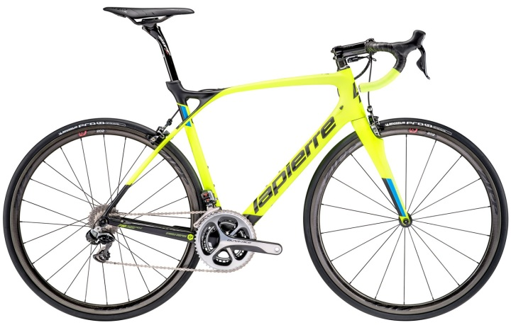 2016 Lapierre Xelius SL Yellow Ultimate dura ace