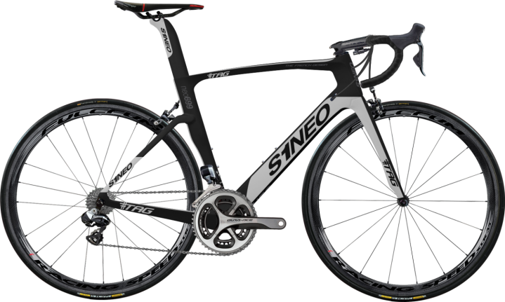2016 S1NEO 699 black white dura ace