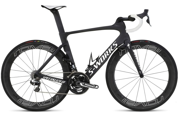 2016 Specialized S-Works Venge Dura ace di2 black