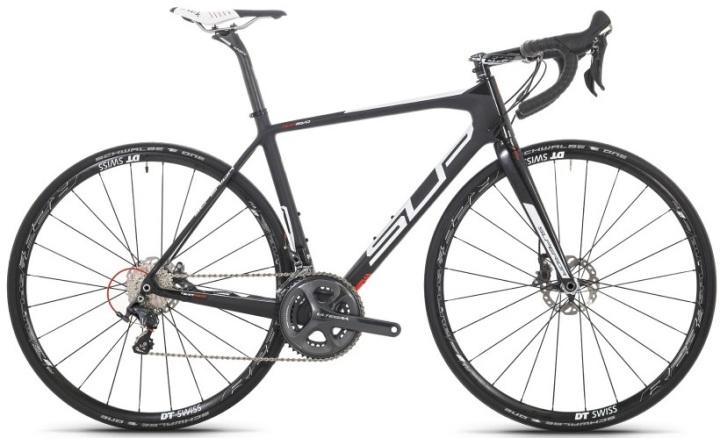 2016 Superior Road-race-road-team-issue- Ultegra di2 black disc 2
