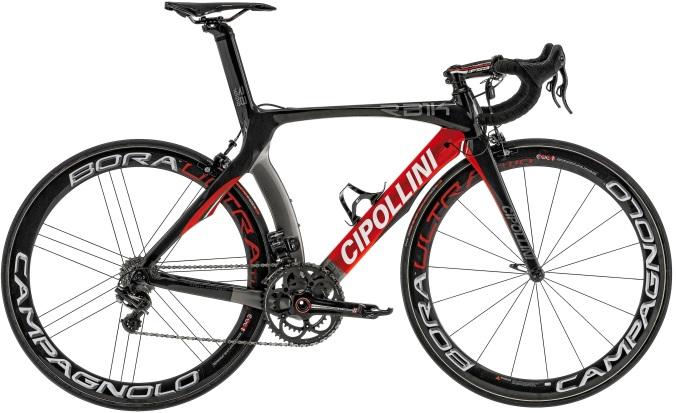 2016 Cipollini RB1K red black campy super record