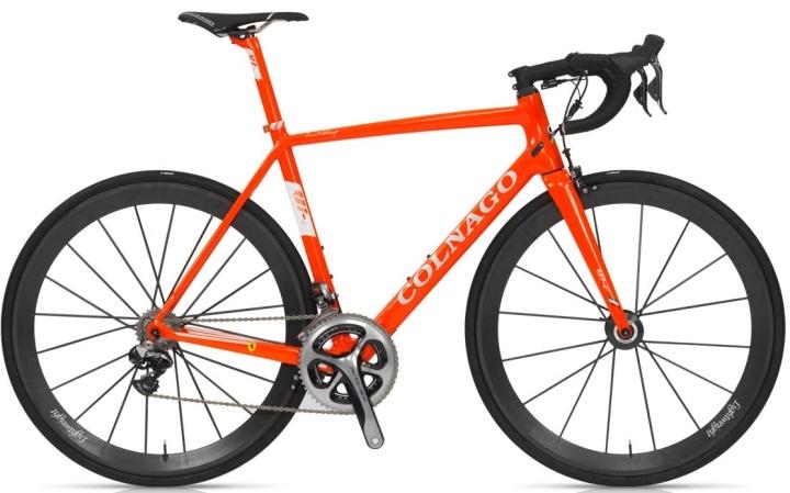 2016 Colnago V1R-color-edition dura ace orange