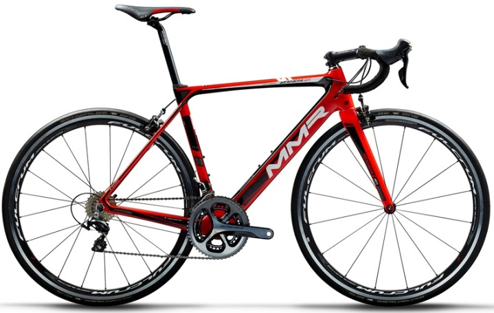 2016 MMR Adrenaline Aero red dura ace