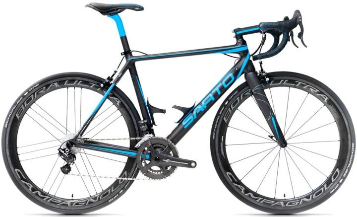 2016 Sarto Dinamica blue black campy