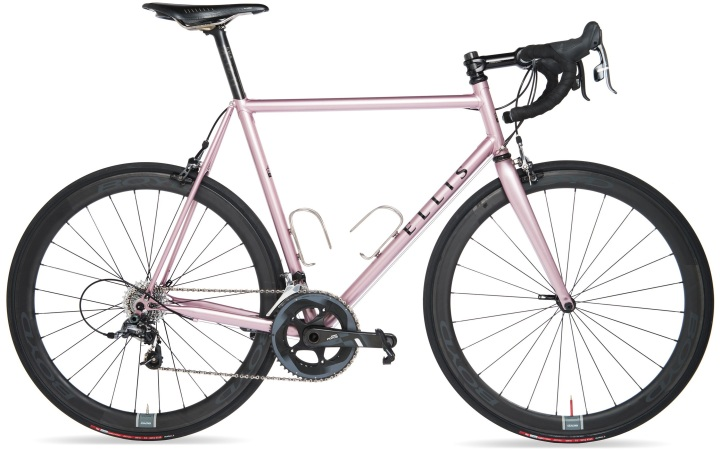 2016 Ellis Strada pink sram force steel