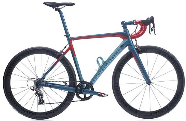 Montante Hell 2016 blue red Sram Rival