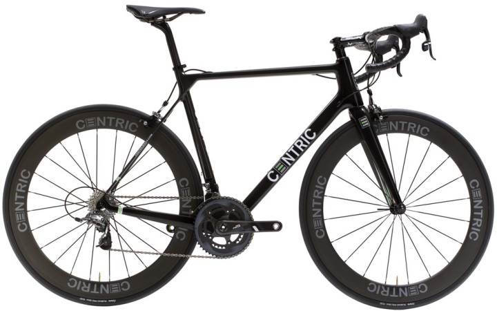 2016 Centric Apex SL black sram force