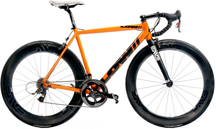 2016 LOW MKi enve orange sram red