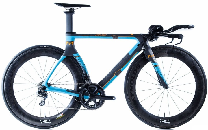 2016 Mathot Grand Duc tt ultegra light blue