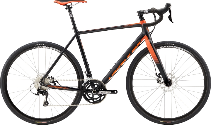 2016 Nakamura Pursuit 4.0 cx orange black disc