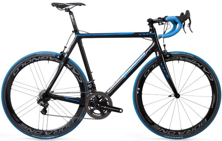 2016 Tommasini VLC3 blue black