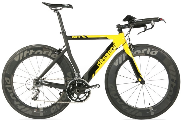 2016 Desgena DO2 tt yellow black