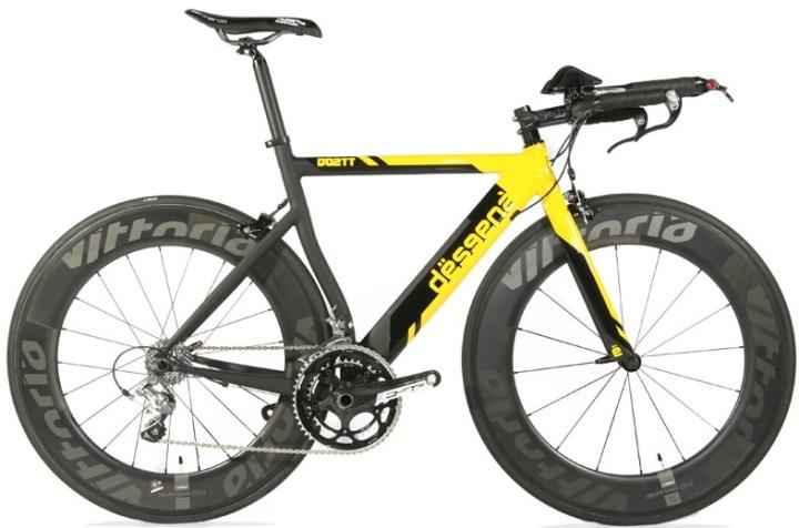2016 Desgena DO2 tt yellow black