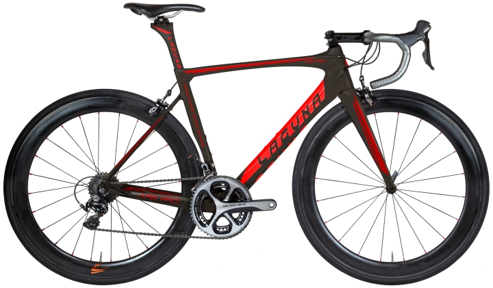 2016 laguna arb pro red black dura ace
