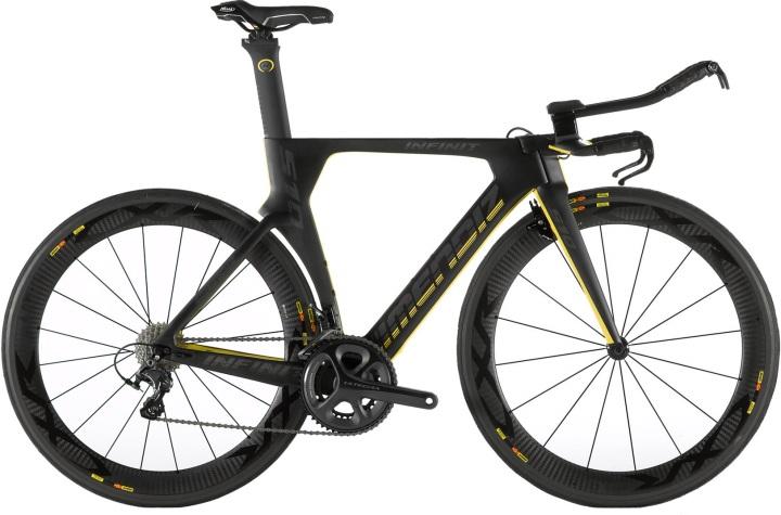 2016 Mendiz S10 yellow tt ultegra