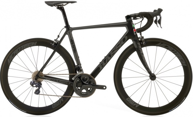 2016 Basso Astra black ultegra