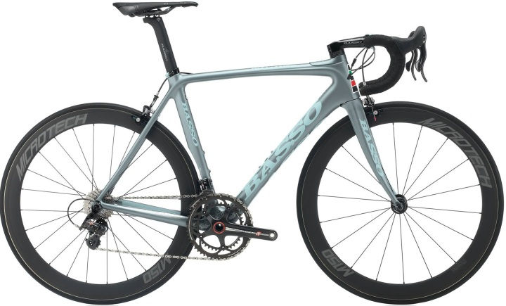 2016 Basso Diamante light campy super record blue
