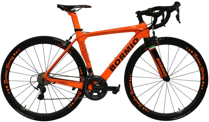 2016 Bormio NV1000 orange ultegra