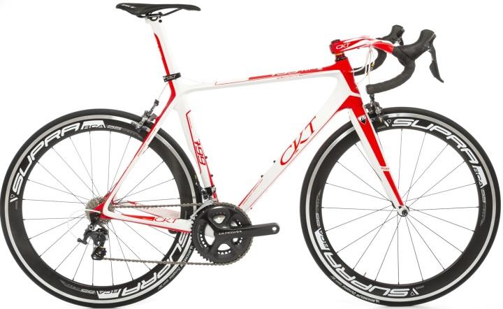 2016 CKT 799 red white ultegra