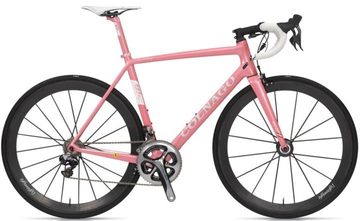 2016 Colnago V1R-color-edition dura ace pink