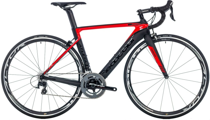 2016 Dedacciai Atleta red black aero 2016 2