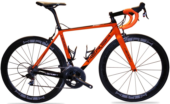 2016 Hersh Speed orange