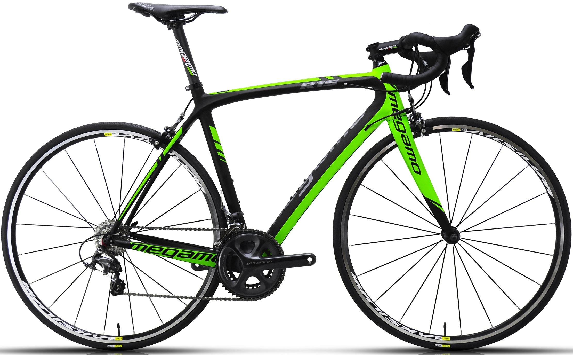 2016 Megamo R15 green ultegraneuroticarnutz2016 Megamo R15 green ultegra2015 Prestigio MT15 green lime yellow ultegra