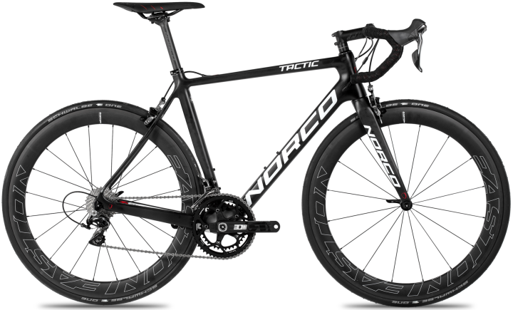 2016 Norco Tactic SLR black dura ace