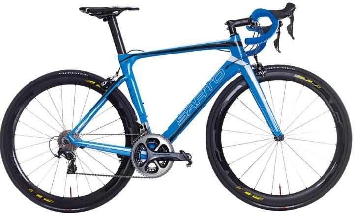 2016 Sarto Lampo light blue dura ace