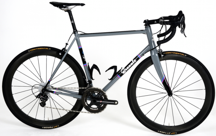 Granule campy steel 2016 grey purple