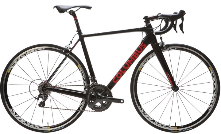 2016 Columbus Genius black ultegra