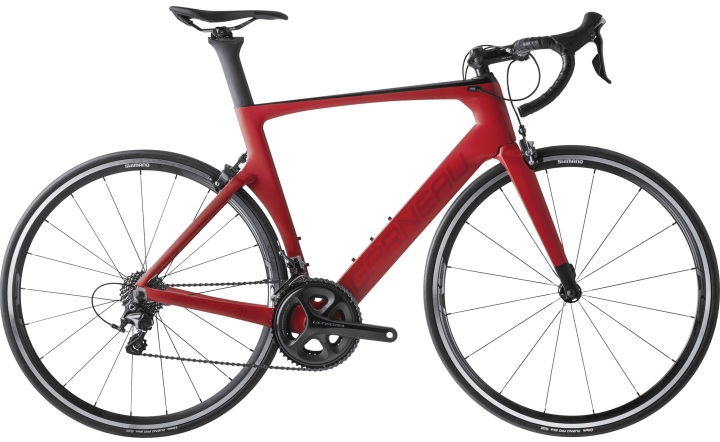 2016 Garneau A1 Elite red ultegra