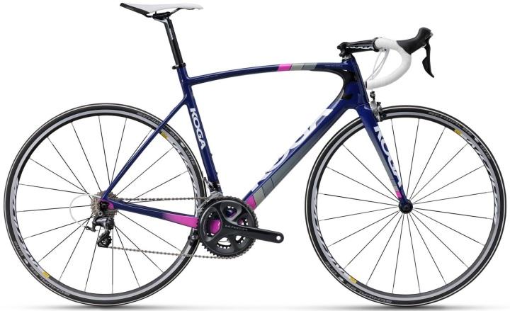 2016 Koga Kimera Prestige blue purple ultegra