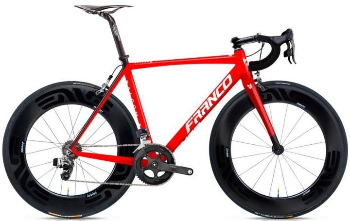 2016 Franco Balcom S red sram etap