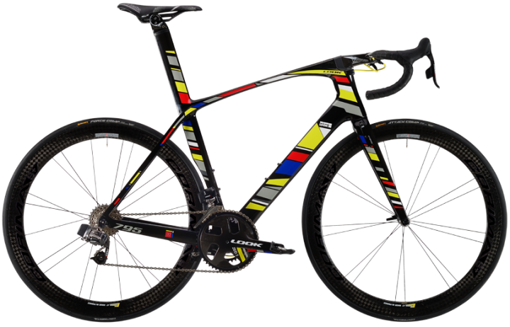 2016 Look 795 30th Anniversary sram etap
