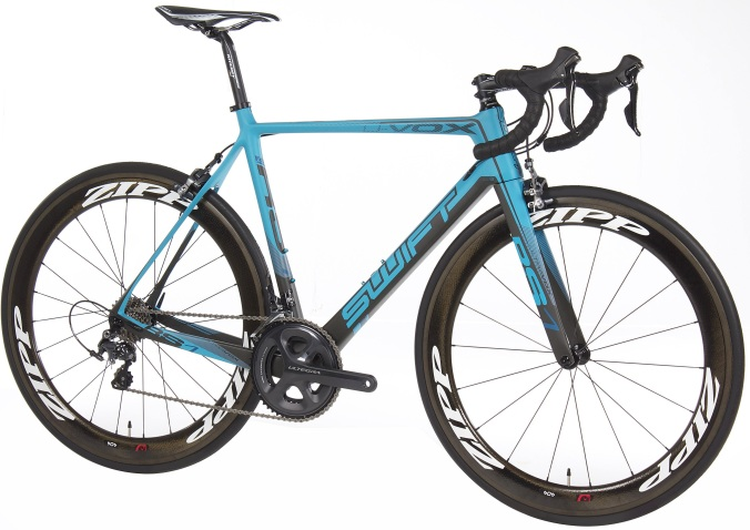 2016 Swift Carbon Ultravox RS-1 light blue ultegra 6