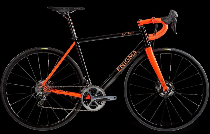 Enigma-Elite-Disc-ST-2016 orange dura ace