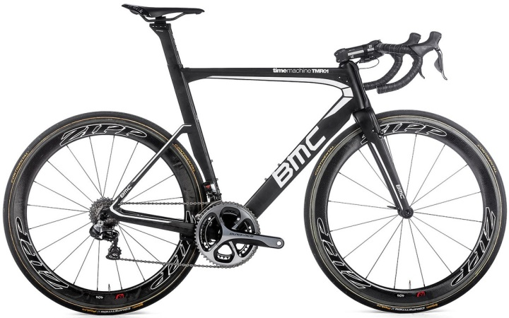 2016 BMC Timemachine TMR01 dura ace black