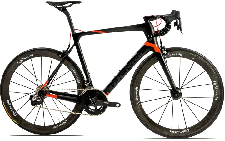 2017 Berria Belador-BR evo black orange sram red etap