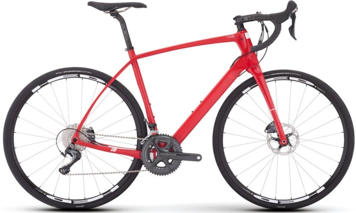 2017 Diamondback Century-5-Red ultegra disc
