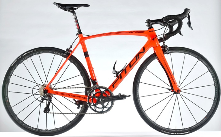 2016 Piton RF3 orange ultegra di2