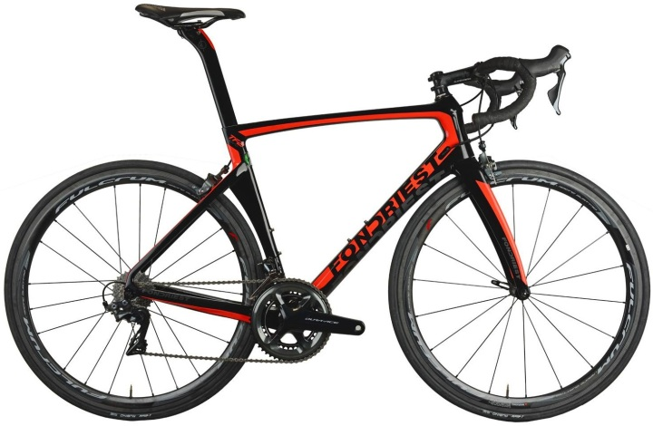 2017 Fondriest TF2 Aero orange dura ace