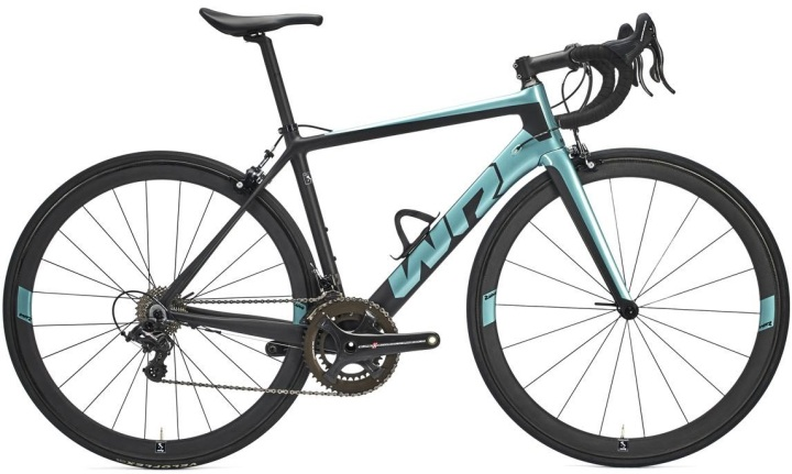 2017 WR Compositi 3K Predore light blue campy