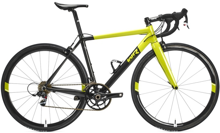 WR-Compositi Madrera yellow sram 2017